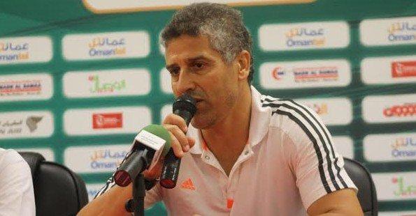 توقيف المدرب عبد الرزاق خيري لمدة عام