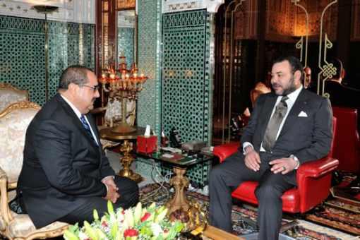 الملك محمد السادس يهنيء لشكر بإعادة انتخابه كاتبا أول للاتحاد الاشتراكي