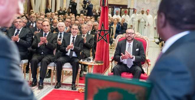 الملك يترأس بالرباط حفل التوقيع على مشروع أنبوب نقل الغاز نيجيريا- المغرب