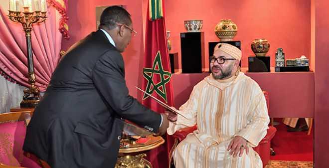 عمر البشير يوجه دعوة للملك محمد السادس لزيارة السودان