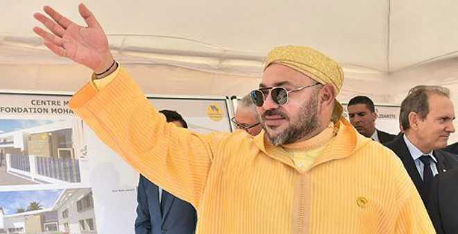 الملك محمد السادس يعطي انطلاقة أشغال إنجاز المحطة الطرقية الجديدة للرباط