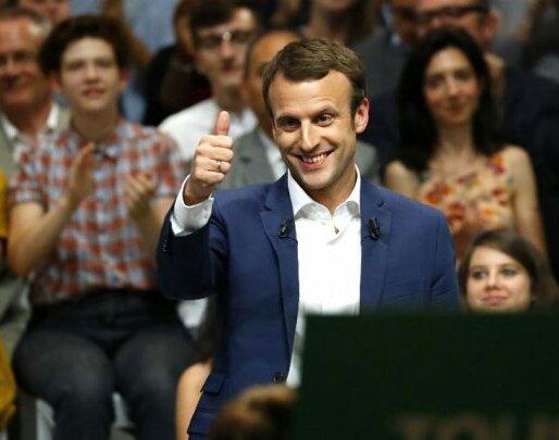 ماكرون يتفوق على لوبان ويصبح أصغر رئيس في تاريخ فرنسا