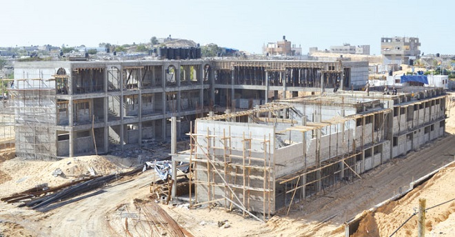 انطلاق قافلة للسلامة في أوراش البناء بالدارالبيضاء