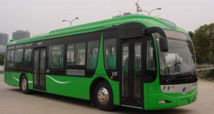 حافلات إيكولوجية