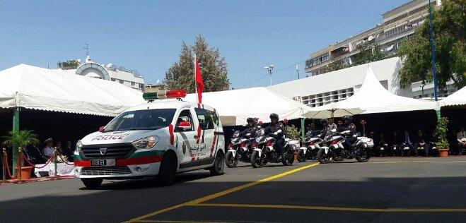 بالصور.. شرطة البيضاء تحتفل بالذكرى 61 لتأسيس ''الأمن الوطني''
