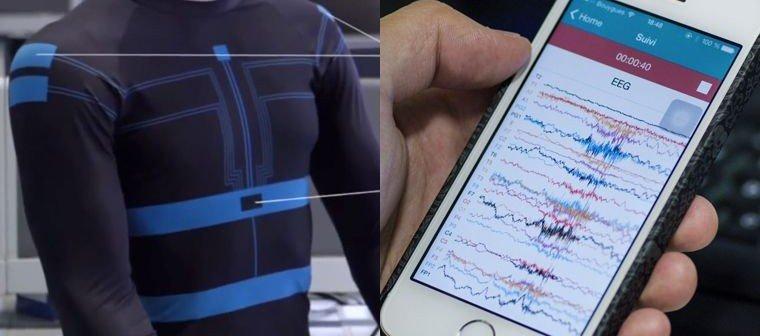 ابتكار ملابس تولد الطاقة لشحن الأجهزة الإلكترونية الصغيرة!