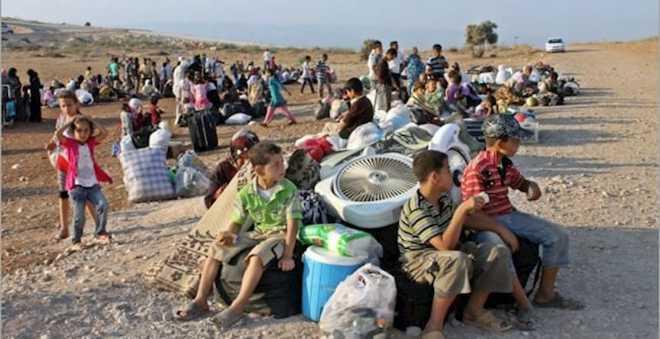تفاقم محنة اللاجئين السوريين العالقين على الحدود المغربية الجزائرية