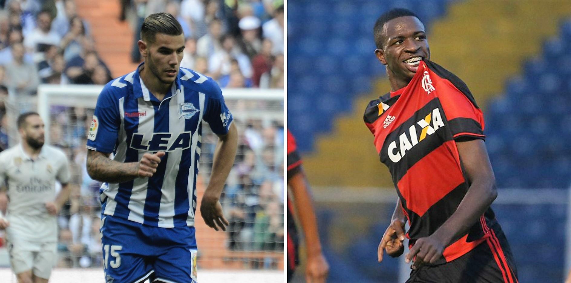 ريال مدريد يتعاقد مع نجم فلامينغو البرازيلي
