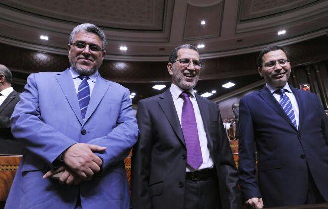 الرميد يؤيد منع الداخلية لمسيرة الحسيمة بسبب غياب التصريح