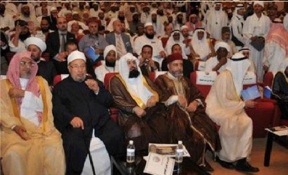 رابطة العالم الإسلامي تطرد الداعية المصري يوسف القرضاوي