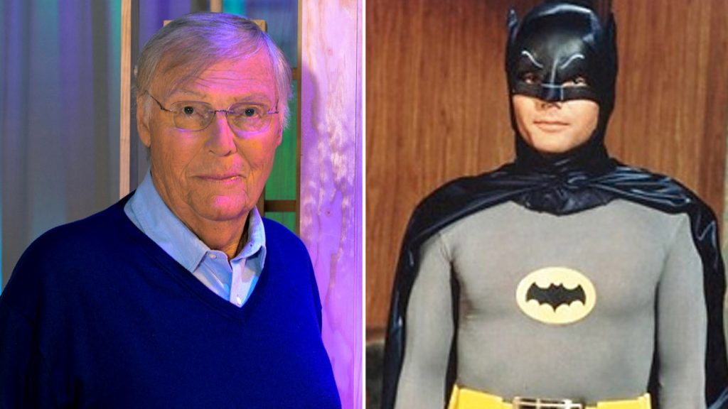 """وفاة أدم ويست أول ممثل جسد شخصية """"باتمان"""" بعد صراع مع المرض"""
