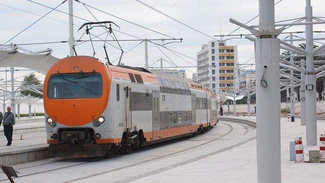 المكتب الوطني يواصل برنامج تأمين عبور السكك الحديدية
