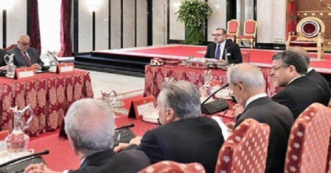 القصر قد يكون اجتمع مع القادة السياسيين حول حراك الريف