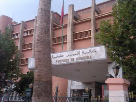 بعد وفاة إمرأة ..المركز الصحي باقليم خنيفرة يتعرض للرمي بالحجارة !