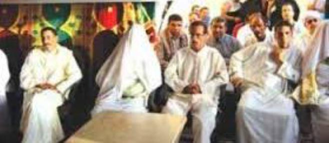 مهرجان تيفاوين يدعم مبادرة الزواج الجماعي للشباب المغربي