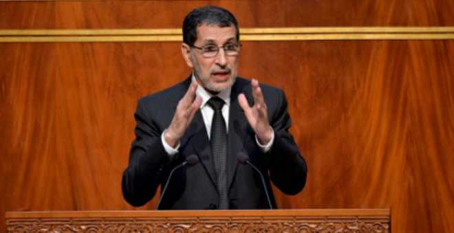 العثماني يعترف: اتهام الأغلبية الحكومية نشطاء حراك الريف بالإنفصال خطأ