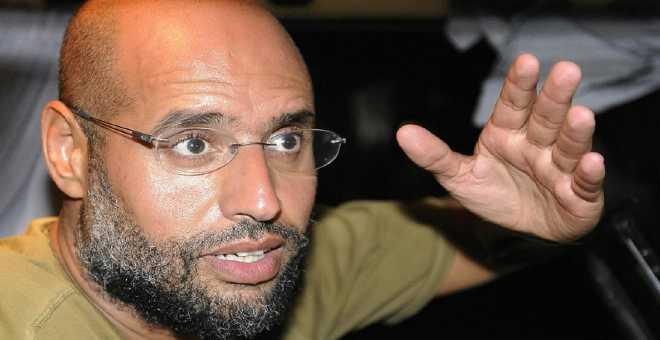 بعد 6 سنوات من الاعتقال.. الإفراج عن سيف الإسلام القذافي