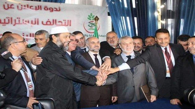 الجزائر: تحالف الأحزاب الإسلامية مهدد بالتفكك بسبب التحالف مع السلطة