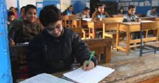 تيسير ظروف اجتياز امتحانات نيل شهادات الابتدائي والإعدادي لذوي الإعاقة