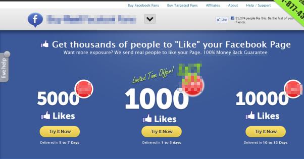 بالصورة.. ابتكار ألة لبيع الإعجابات والأصدقاء على مواقع التواصل الاجتماعي