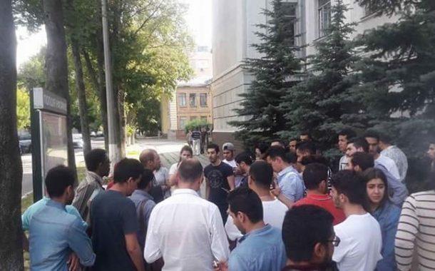 معطيات جديدة حول مقتل طالب مغربي بأوكرانيا...