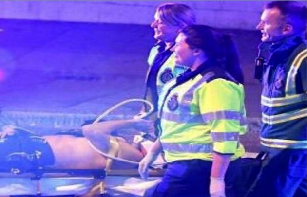 حادث دهس لندن.. غضب بسبب إبتسامات مسعفي الضحايا