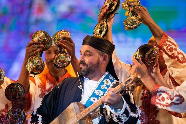مهرجان كناوة وموسيقى العالم بالصويرة يطفئ شمعته العشرين