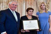 الخارجية الأمريكية تكرم قاضية مغربية بجائزة بطلة تقرير