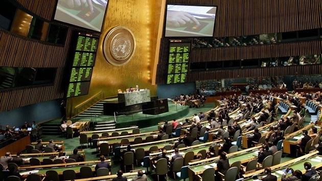 الجمعية العامة للأمم المتحدة تصفع الجزائر وتعين المغرب نائبا لرئيسها
