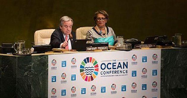 مؤتمر الأمم المتحدة حول المحيطات