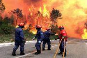 البرتغال تطلب المساعدة من المغرب لإطفاء حريقها