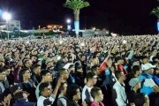 رغم العيد.. مسيرة ضخمة تجوب شوارع الحسيمة للتضامن مع معتقلي الحراك