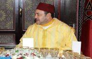 الملك يقيم مأدبة إفطار على شرف رئيس الحكومة التونسية