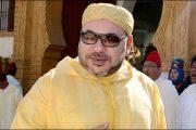 الملك يدشن ''مسجد فلسطين'' ويؤدي به صلاة الجمعة