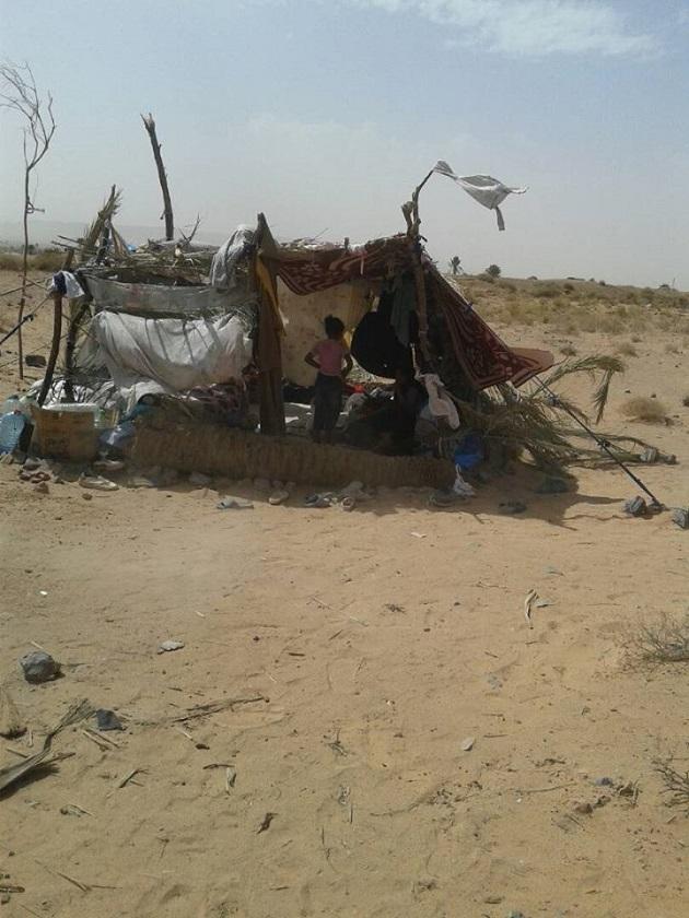 اللاجئون السوريون العالقون لم يتوصلوا بأية مساعدة من الجزائر كما وعدت بذلك
