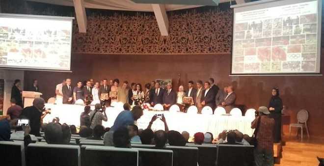 مؤسسة محمد السادس تحتفل بالأبطال الرياضيين