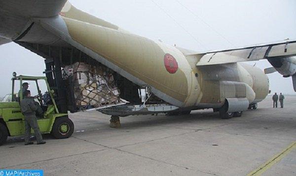 المغرب يقرر إرسال طائرات محملة بمواد غذائية إلى دولة قطر