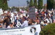 الجامعة الوطنية للتعليم تطالب بإطلاق سراح معتقلي الحراك والنقابيين