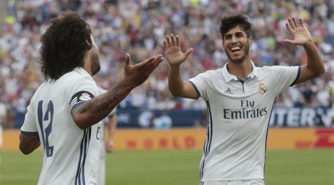 أسينسيو يجدد عقده مع ريال مدريد