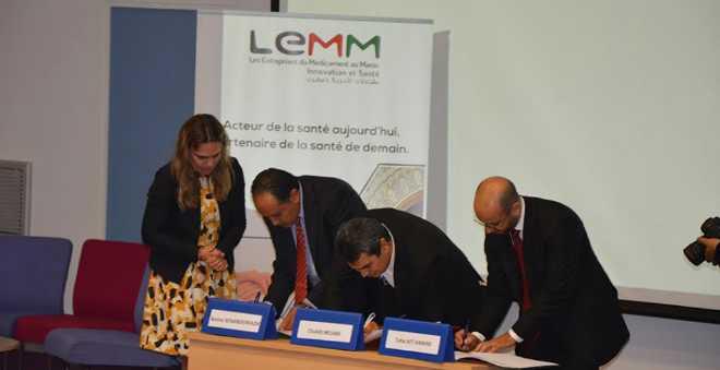اتفاقية هامة تجمع مقاولات الأدوية بالمغرب وجامعة محمد السادس للعلوم الصحية