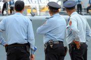 شرطي يطلق النار على شخص يروع المواطنين بسكين