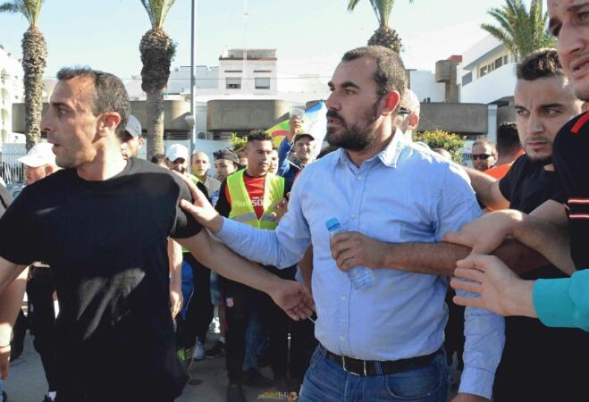 ناشط آخر من معتقلي ''أحداث الحسيمة'' يحال على المحكمة