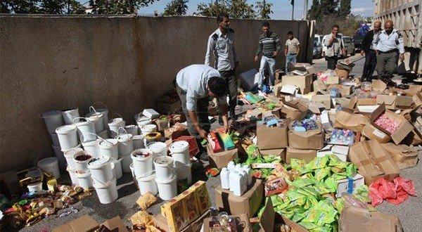 إتلاف أزيد من أربعة أطنان من المواد الغذائية الفاسدة بجهة الشرق