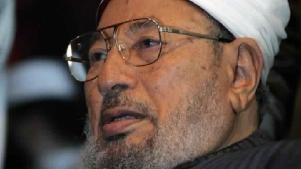 بالصورة.. دول عربية تصنف يوسف القرضاوي ''إرهابيا''