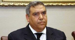 وزير الداخلية