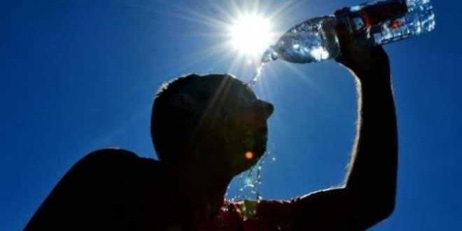 الحرارة ترتفع إلى مستويات قياسية في ''سادس رمضان''