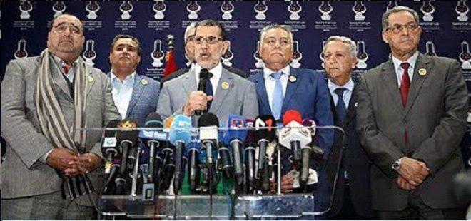 أحزاب الأغلبية تؤكد حق الاحتجاج على المطالب المشروعة لسكان الحسيمة