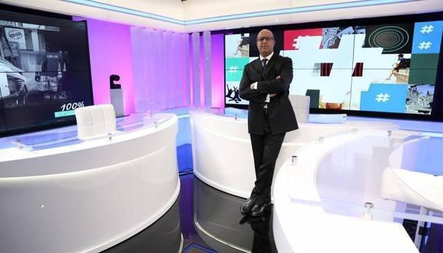 انطلاق البث التجريبي للقناة المغربية الجديدة