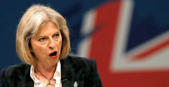 تيريزا ماي ستسعى إلى الحصول على موافقة الملكة لتشكيل حكومة أقلية