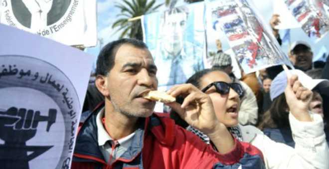 العثماني يستنفر وزراءه لفتح حوار جاد مع المركزيات النقابية